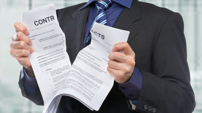 trương hợp đơn phuong chấm dứt hợp đồng không cần báo trước
