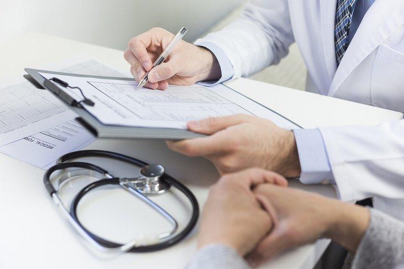 Trường hợp khám, chữa bệnh thông thường
