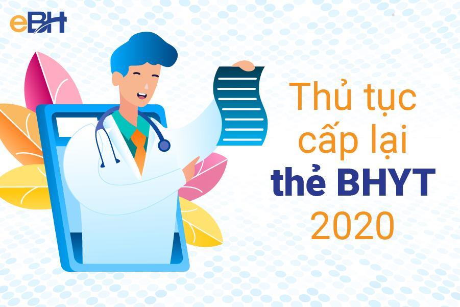 thủ tục cấp lại thẻ bhyt 2020 - nguồn: https://ebh.vn/